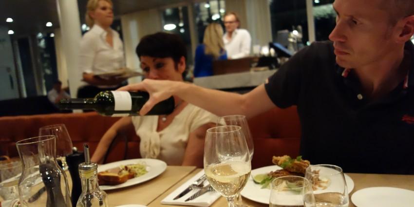 Restaurants combineren gerechten beter met alcoholvrije drank